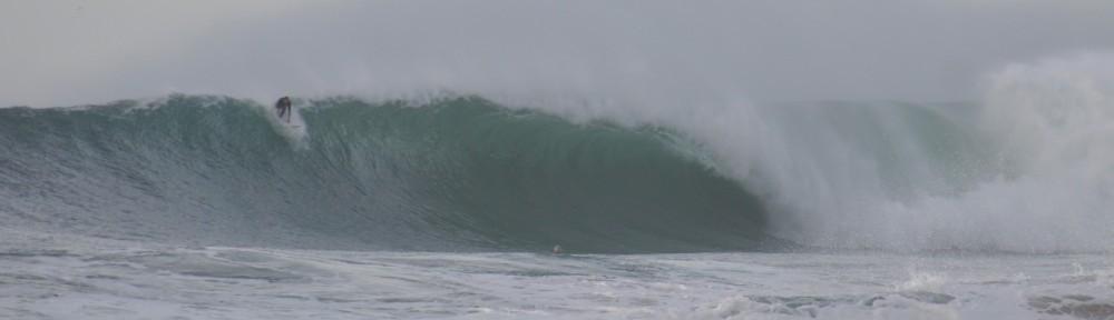 Unkown surfer